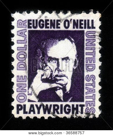 Portrait Eugene Gladstone O'neill
