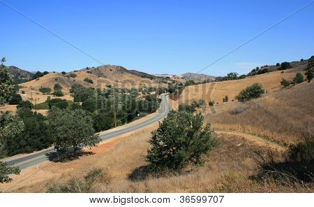 Las Virgenes Road