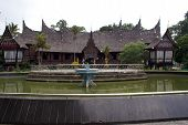 picture of minangkabau  - Old sultan - JPG