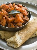 picture of urad  - Aloo Masala with Dosa - JPG