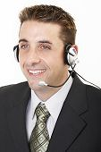 Male Customer Service 2