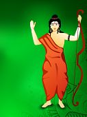 stock photo of sita  - Hindu mythology God Shri Rama - JPG