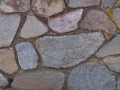 Irregular Stonework poster