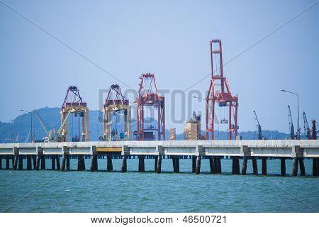 Laem Chabang port