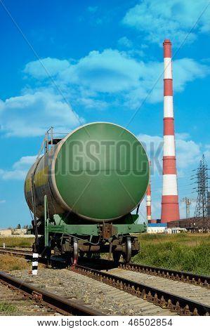 Railway Cistern