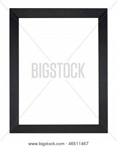 Schwarze Frames