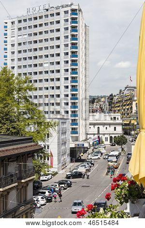 Best Western Eurotel Riviera In Montreux