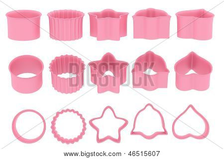 Baking Form Set