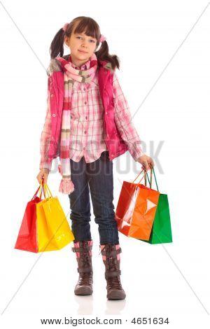 Little Shopping Girl