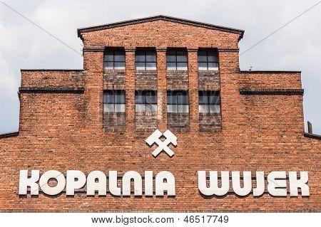 Wujek Coal Mine