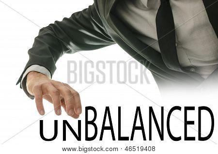 Changing Word Unbalanced Into Word Balanced