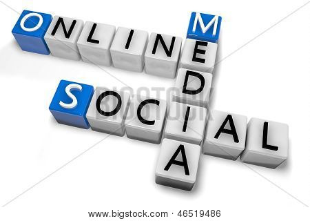 Crossword Online Social Media