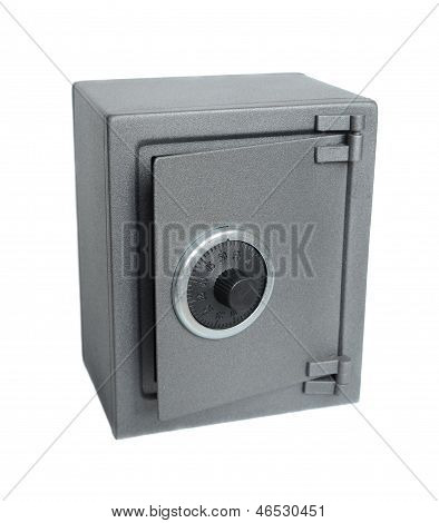 The Metal Safe.