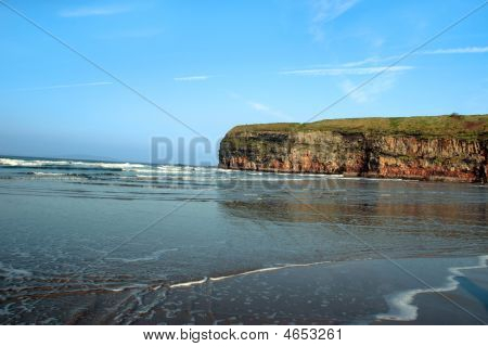 Cliffs At Ballybunion
