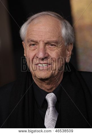 """LOS ANGELES - DEC 05:  GARRY MARSHALL arriving to """"New Year's Eve"""" World Premiere  on December 5, 2011 in Hollywood, CA"""