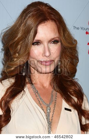 """LOS ANGELES - JUN 4:  Tracey E. Bregman arrives at SAG-AFTRA Panel Discussion With The Cast Of """"The Young And The Restless"""" at the SAG-AFTRA Headquarters on June 4, 2013 in Los Angeles, CA"""