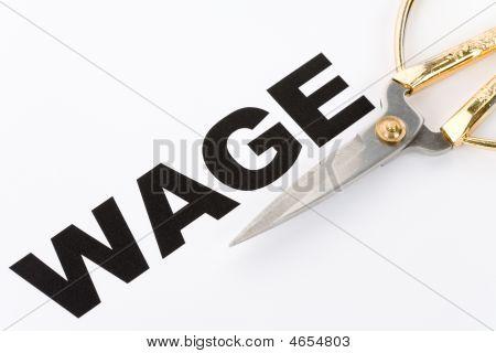 Corte de salario