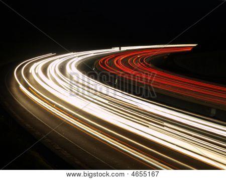 schnelle Kurve