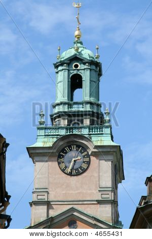 Gothic Bell Tower
