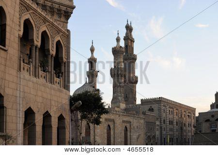 Al-Hussein Moschee Kairo Ägypten