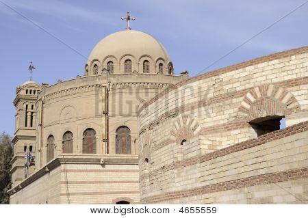 Iglesia de San Jorge (el cairo - Egipto)