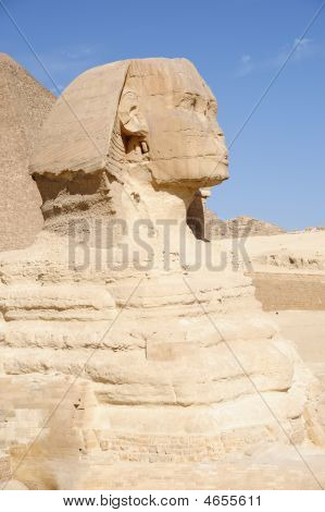 The Great Sphinx Of Giza (egypt)