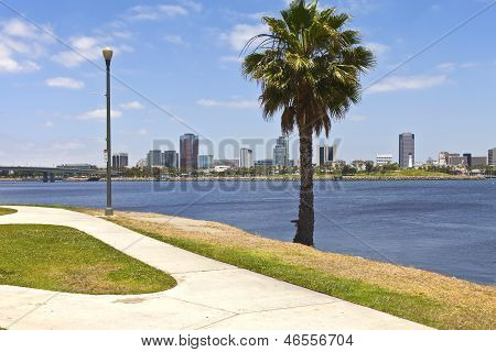 Long Beach California.
