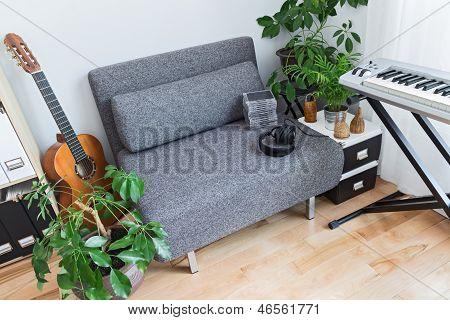 Musician's Home