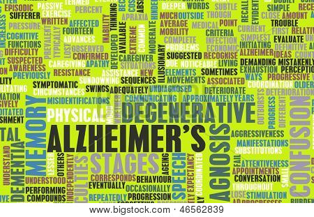 Alzheimer's or Dementia as a Medical Condition