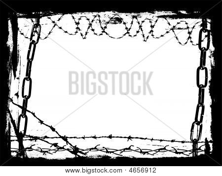 Border Of Black Chains