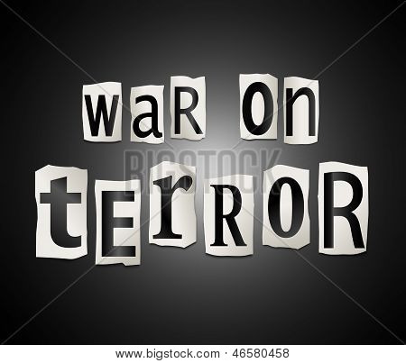 War On Terror.