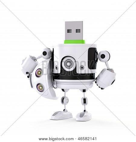 Droide de USB