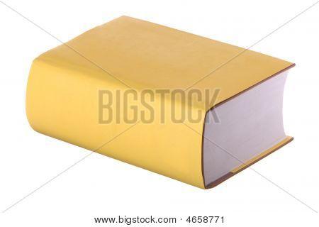 Single Yellow Book