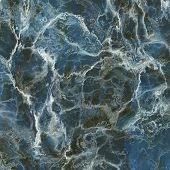 A detailed blue marble stone texture background