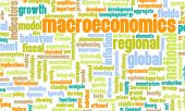 Macroeconomics or Macro Economics as a Concept