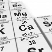 stock photo of periodic table elements  - Periodic table of elements - JPG
