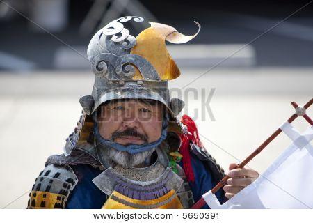 Nisei Week Samurai