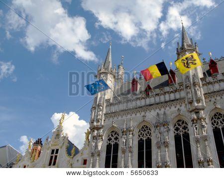 Belgium Town Hall