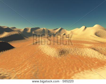 Landscape - Desert