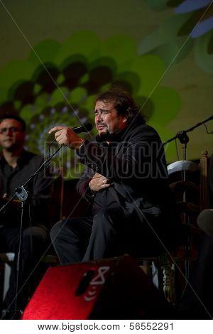 Flamenco On Merida Theatre