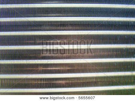 Air Conditioner Coil Background