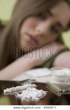 Kokain-pause