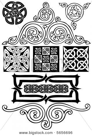 Celtic art-collection.