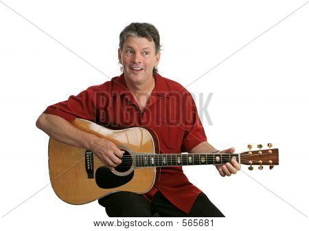 Ejecutante de Guitarra