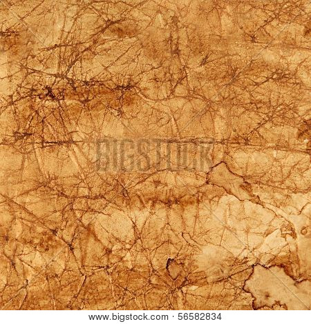 Texture Of Brown Paper