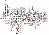 foto of smuggling  - Word cloud  - JPG