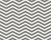stock photo of pale  - Gray and White Zigzag Textured Fabric Background that is seamless and repeats - JPG