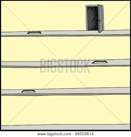 Holes In Floors