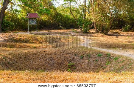 Killing Fields Graves