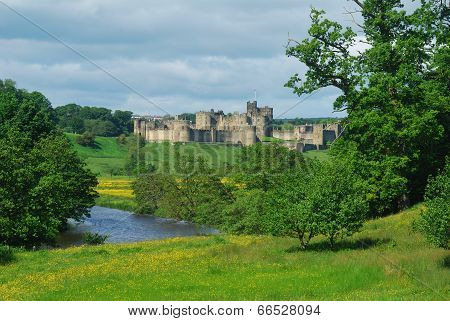 Alnwick Castle And Countryside